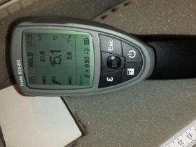 Infrarot-Messgerät