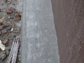 Reinigung mit Hochdruckgerät Leistung Bauseits, oder auf Nachweis im Stundenlohn lt. DIN 18195 Teil 3, Nr. 4 lt. KMB Richtlinien Teil A, Punkt 8.3