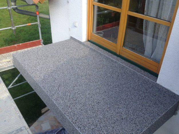 Favorit Bodenbeschichtung & Balkonsanierung mit Colorquarz - Martin Bauservice TC84